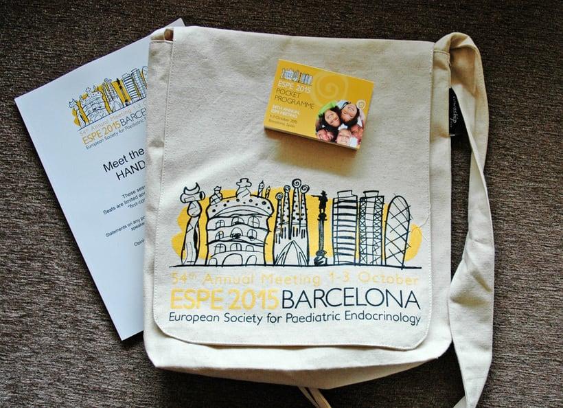 Congreso Internacional de Pediatría, Barcelona 5