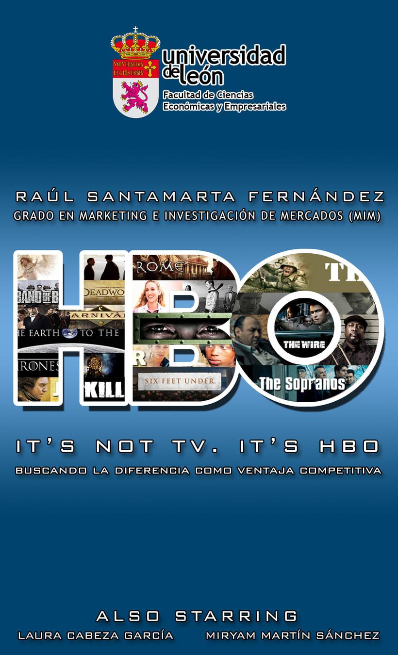 No es televisión, es HBO: buscando la diferencia como ventaja competitiva -1