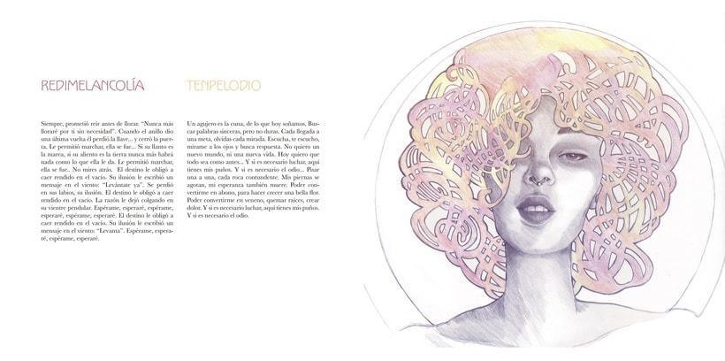 "Tenpel ""Areté, despierta"" rediseño CD 4"