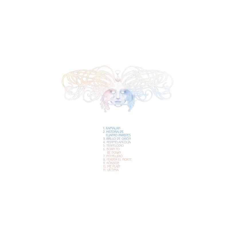 "Tenpel ""Areté, despierta"" rediseño CD 7"