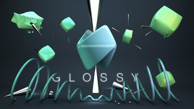 Play With My Logo I : Glossy 0
