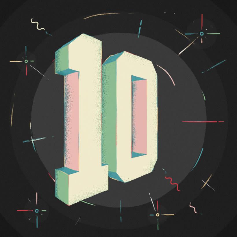 10 Años Blacklist 4