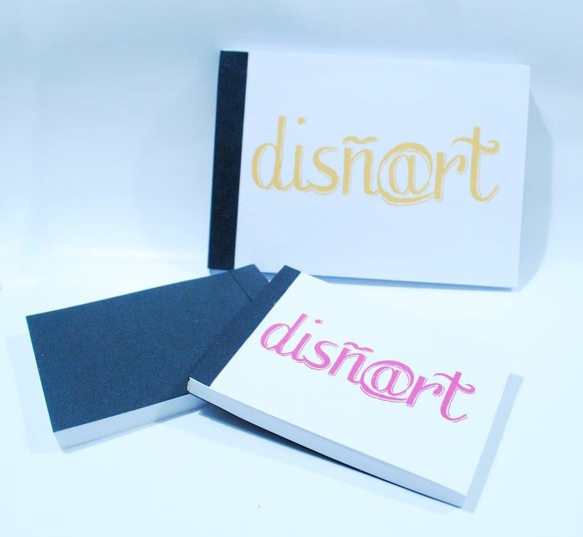 Mi Proyecto del curso Identidad visual handmade - Disñ@rt 7