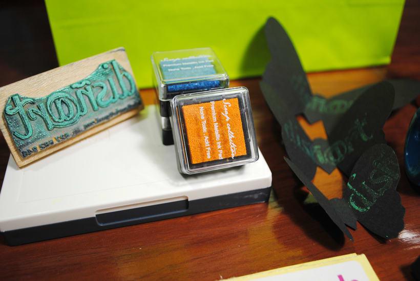 Mi Proyecto del curso Identidad visual handmade - Disñ@rt 1