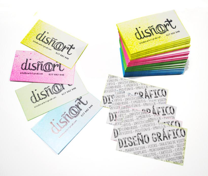 Mi Proyecto del curso Identidad visual handmade - Disñ@rt 5