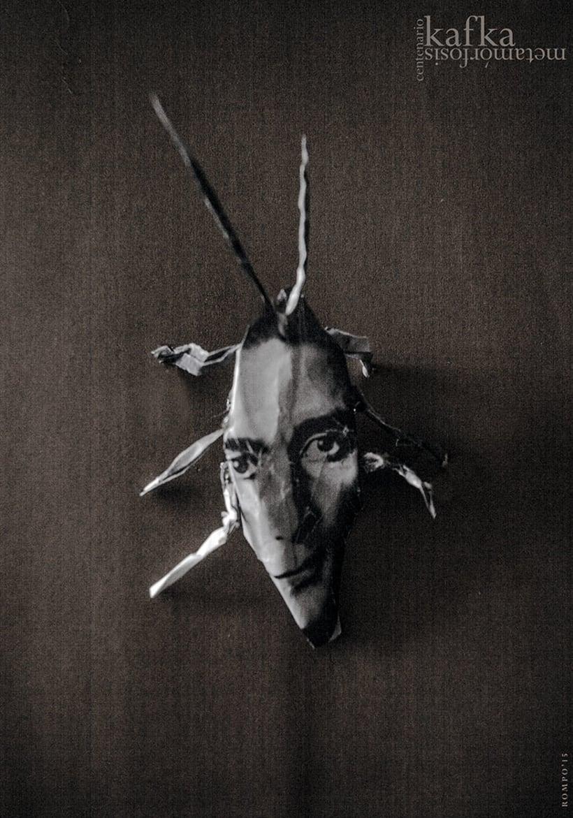Centenario de La Metamórfosis de Franz Kafka 0