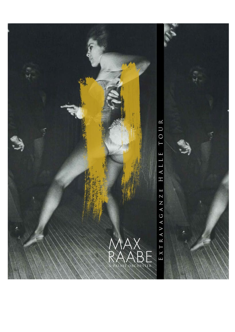 Max Raabe World Tour 1