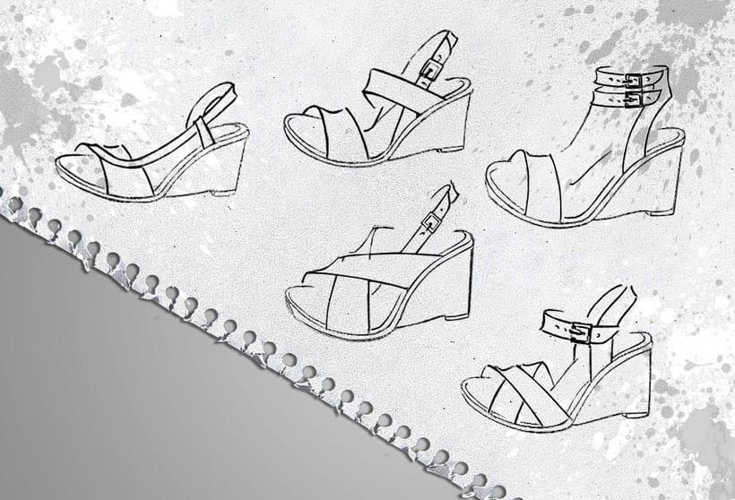 Diseño de calzado en WONDERS 0
