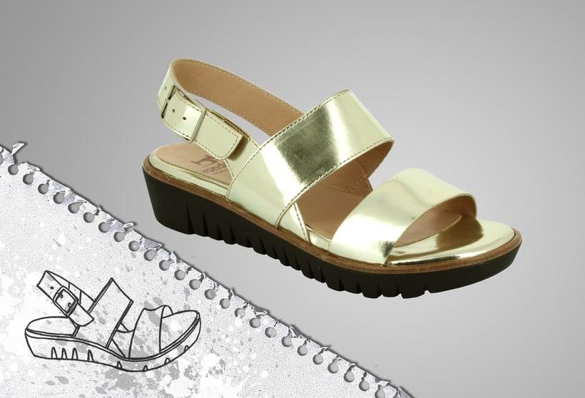 Diseño de calzado en WONDERS 3