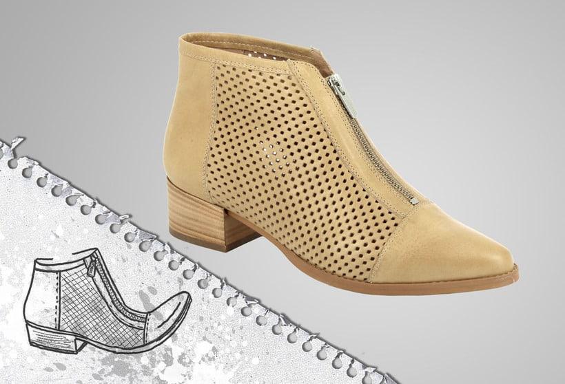 Diseño de calzado en WONDERS 7