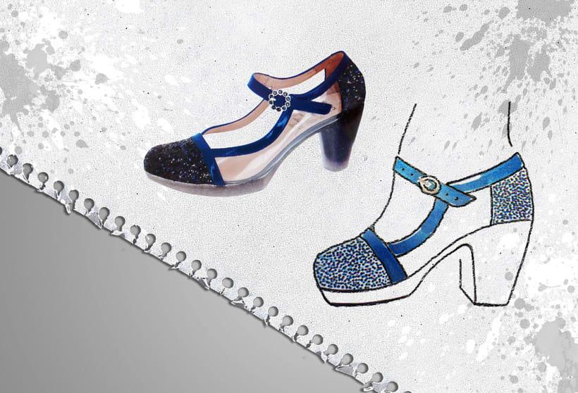 Diseño de calzado en WONDERS 8