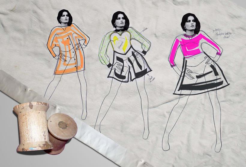Diseño de moda CASITA DE WENDY 1