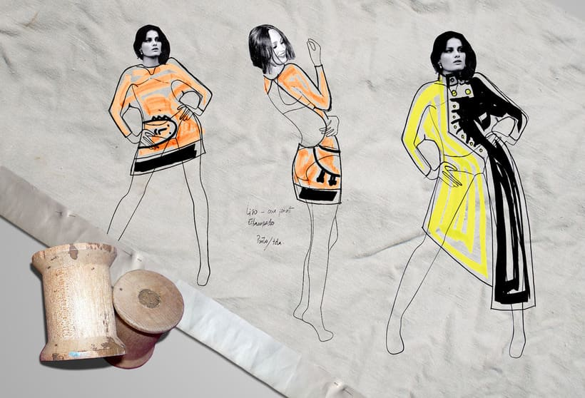 Diseño de moda CASITA DE WENDY -1