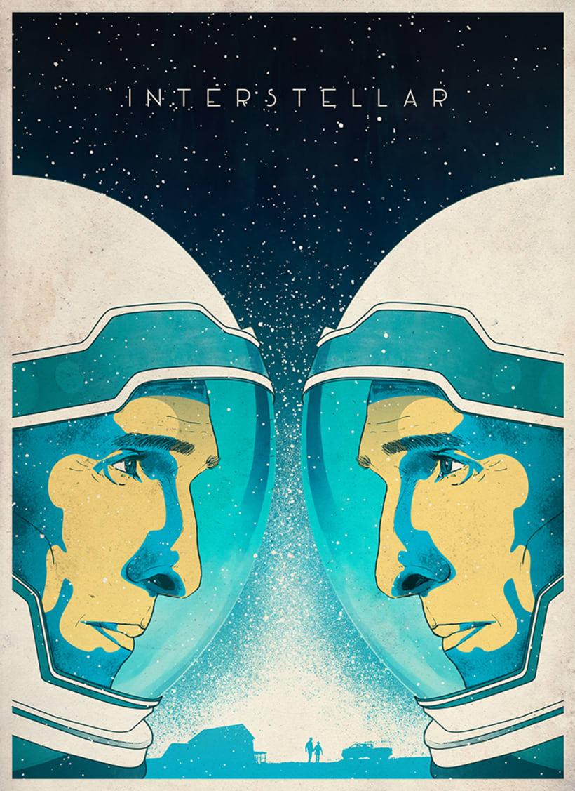 Interstellar Film Poster 0