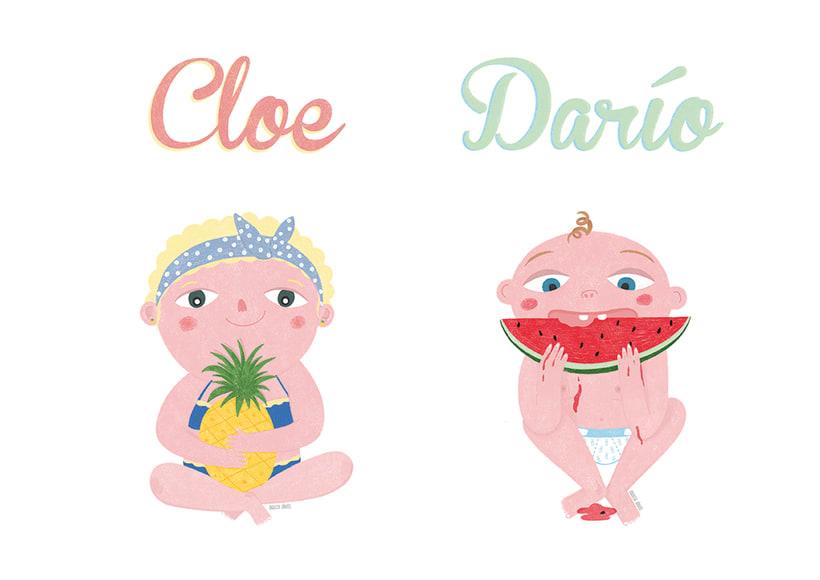 Darío y Cloe 2