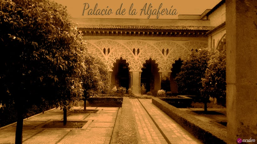 Palacio de la Aljafería (Zaragoza) -1