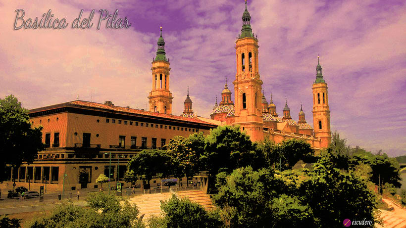 Basílica del Pilar (Zaragoza) -1