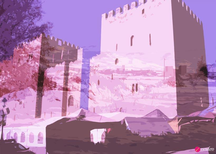 Castillo o Alcázar de Medina de Pomar 0