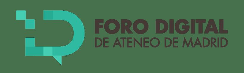 Foro Digital de Ateneo de Madrid // Branding 3