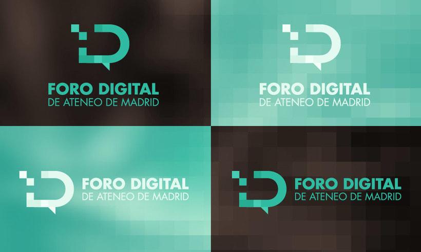 Foro Digital de Ateneo de Madrid // Branding 4