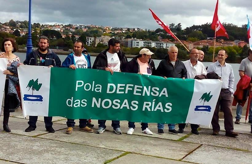 Marca para Asociación para defensa ecolóxica galega (ADEGA) 1987 3