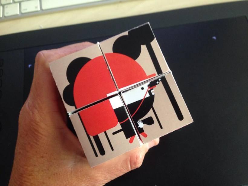 "Cubo Yoshimoto: ""Caperucita Roja"" 7"