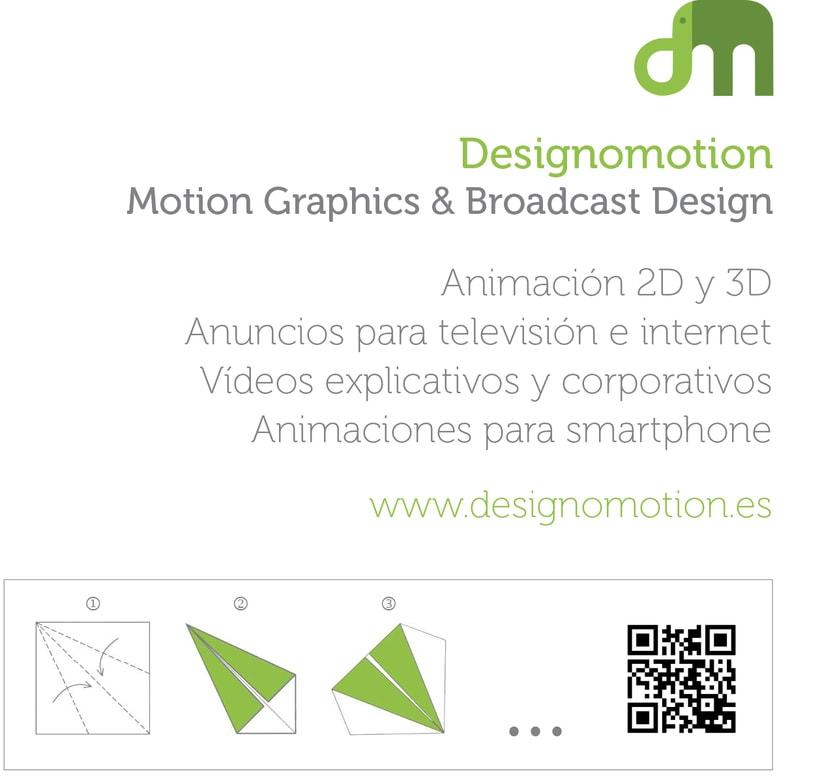 Flyer Origami Designomotion.es  0