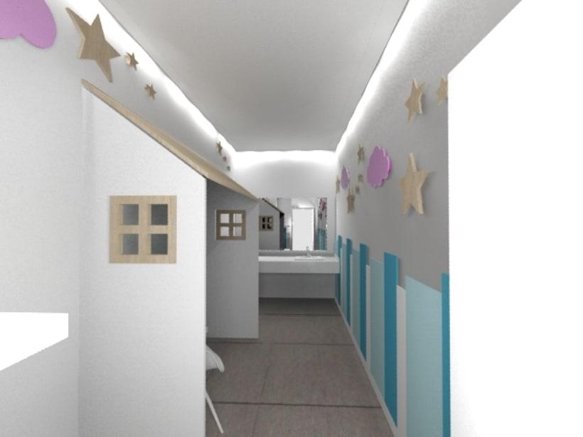 C.C.Parque Corredor: sala de lactancia 0