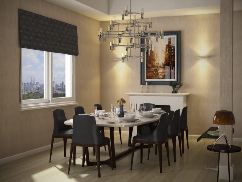 St. Pancras Penthouse 0