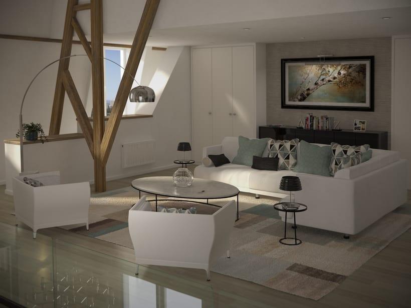 St. Pancras Penthouse 4
