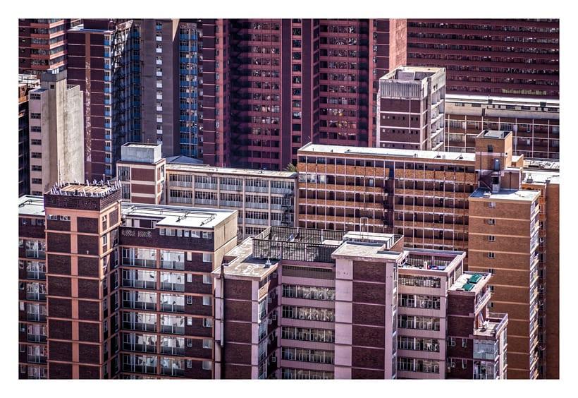 HILLBROW - PONTE BUILDING 10