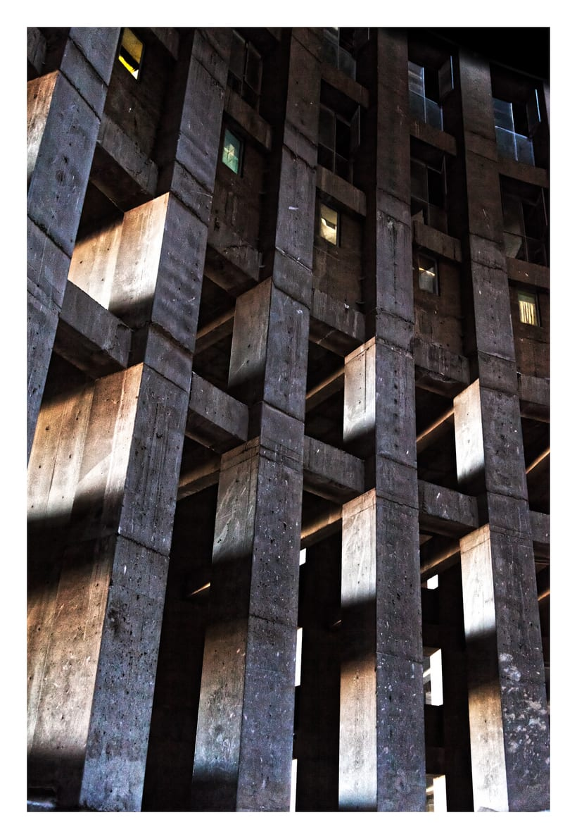 HILLBROW - PONTE BUILDING 3
