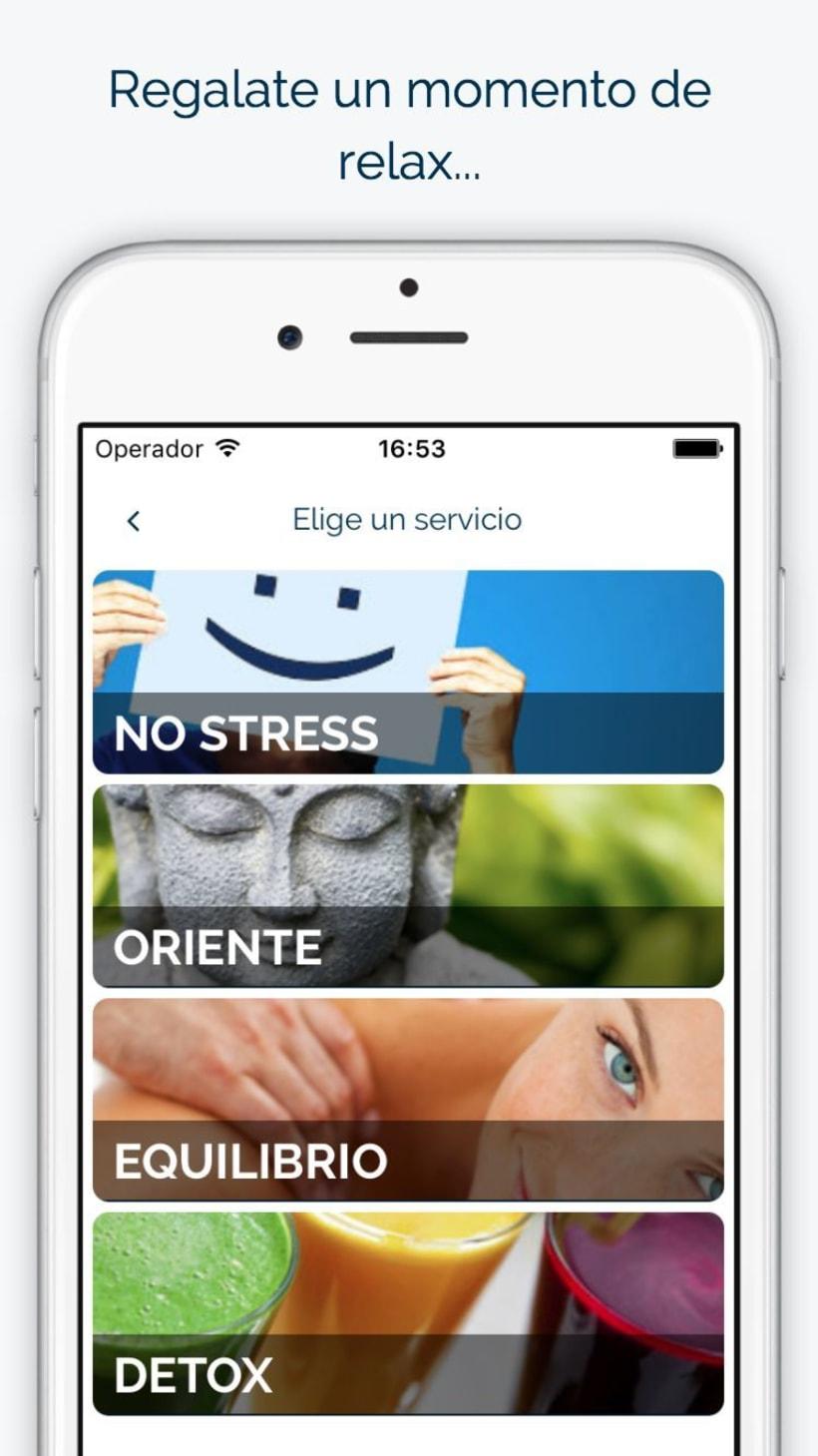 GetMassage App 0