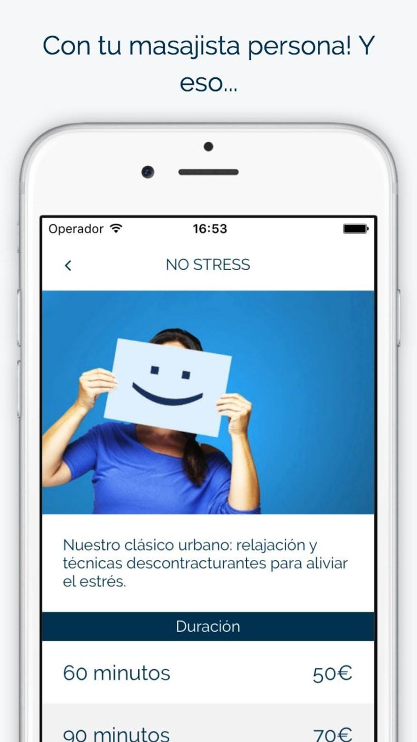 GetMassage App 1