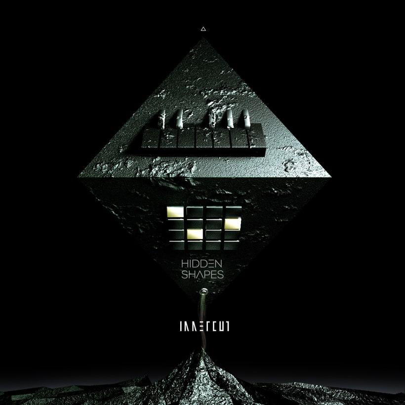 Cover Hidden Shapes EP -  InnerCut 0