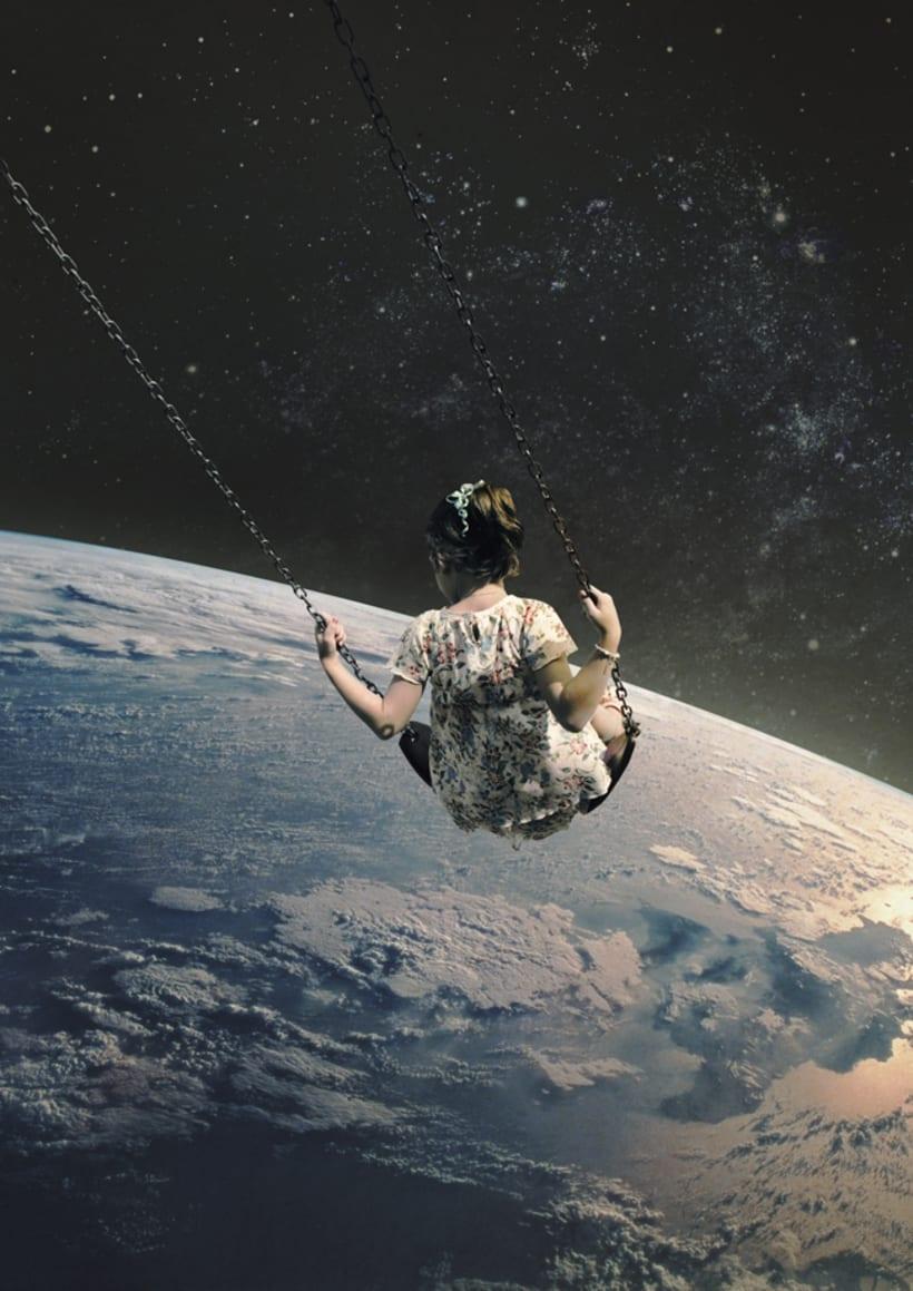 Collages espaciales 0