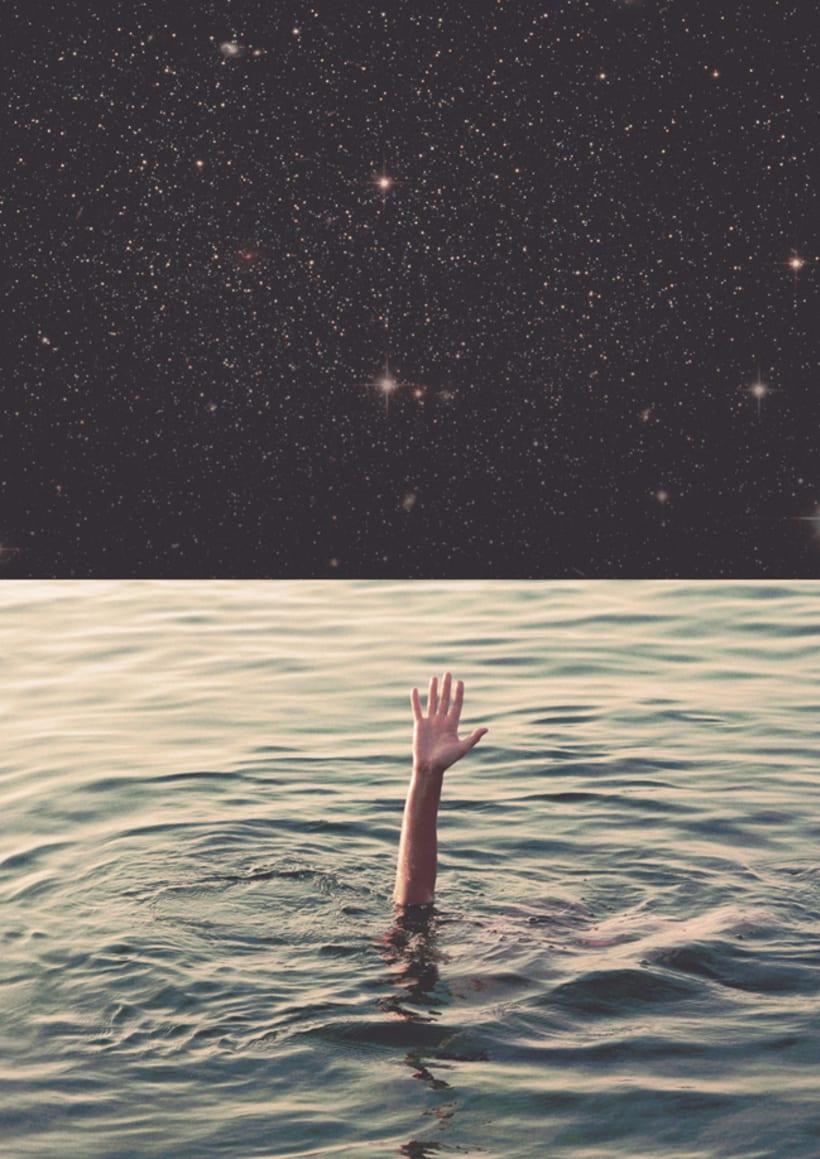 Collages espaciales 2