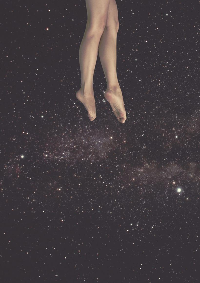 Collages espaciales 7