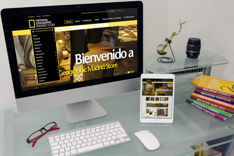 Propuesta web National Geographic -1