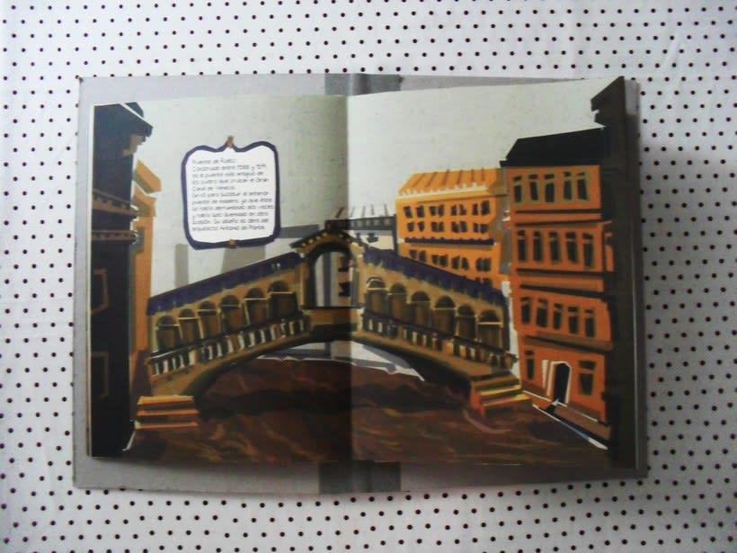 "Prototipo álbum ""Ciudades Ilustradas"" 3"