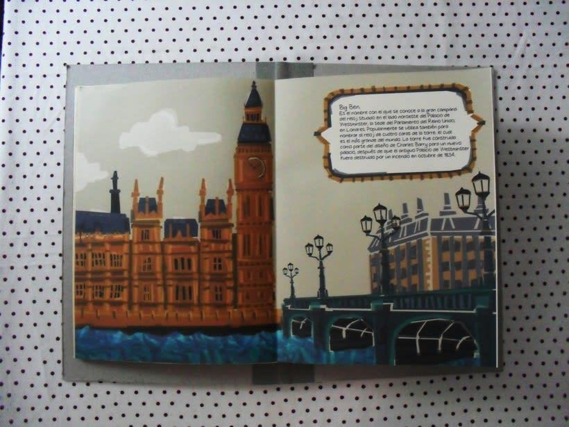 "Prototipo álbum ""Ciudades Ilustradas"" 6"