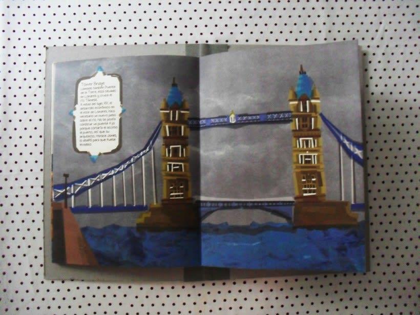 "Prototipo álbum ""Ciudades Ilustradas"" 7"
