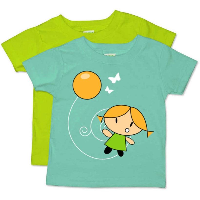 Camisetas ilustradas 1