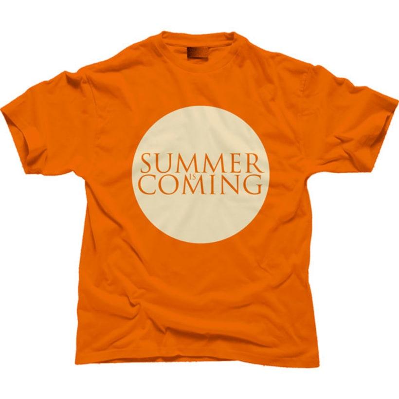 Camisetas ilustradas 5