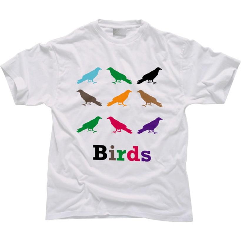 Camisetas ilustradas 10