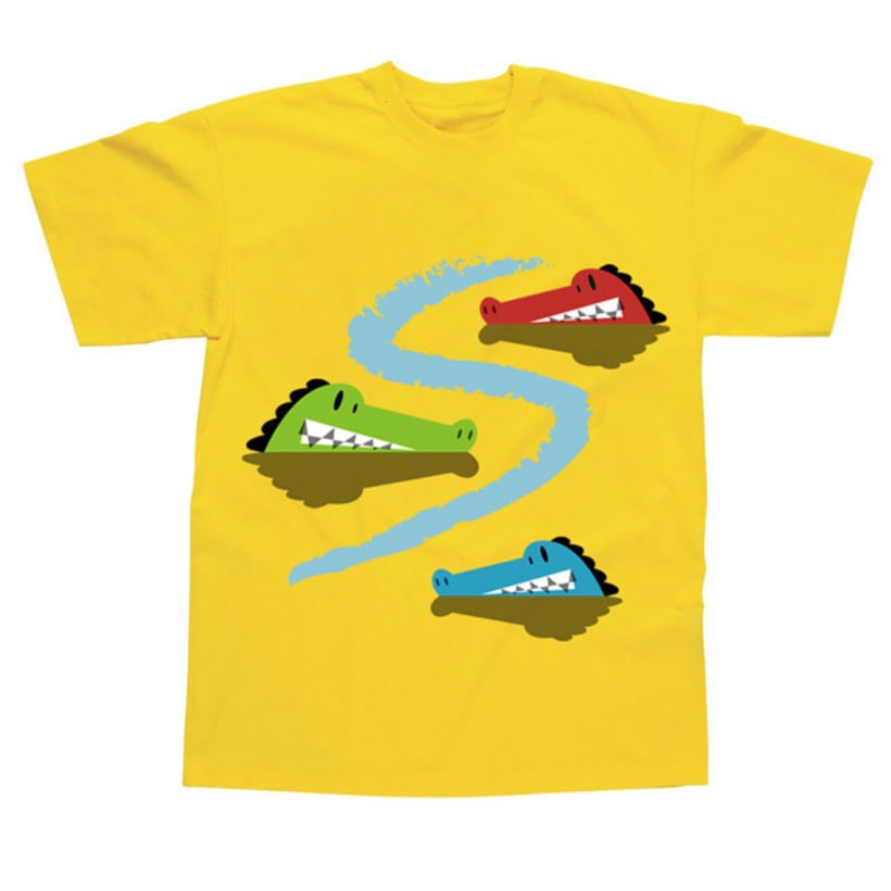 Camisetas ilustradas 11