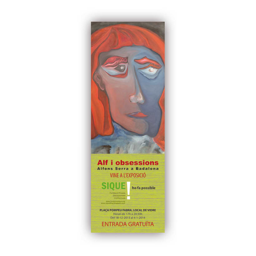 ALF I OBSESSIONS. EXPOSICIÓ DE PINTURA. 5