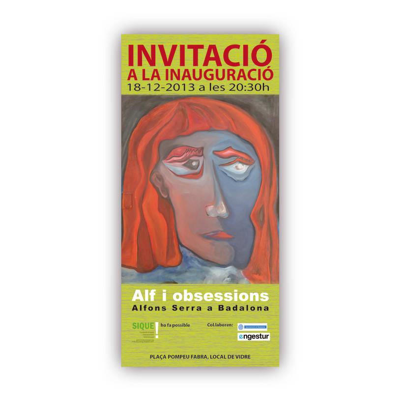 ALF I OBSESSIONS. EXPOSICIÓ DE PINTURA. 9