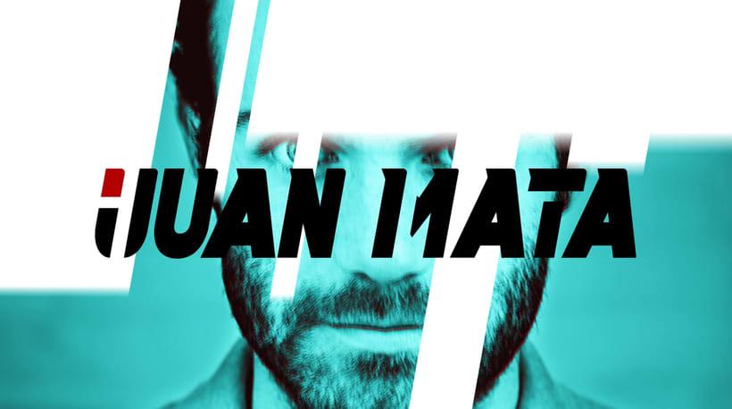 Juan Mata - Marca y cabecera canal You Tube 8