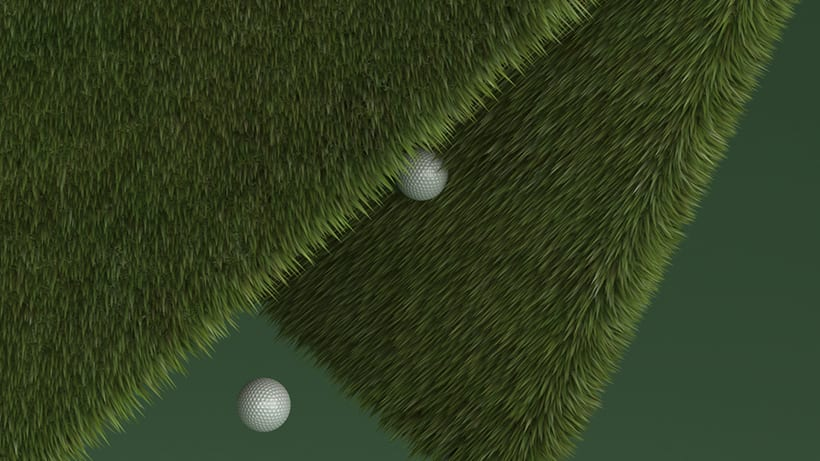 Play With My Logo II : Grass 5